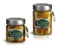 """Carciofini """"Primizia"""" alla provenzale in olio d'oliva"""